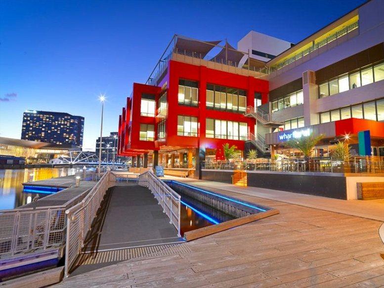 Flinders Street, Melbourne CBD, 3005