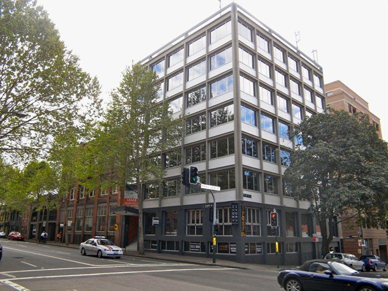 Harris Street, Ultimo, Sydney CBD, 2037