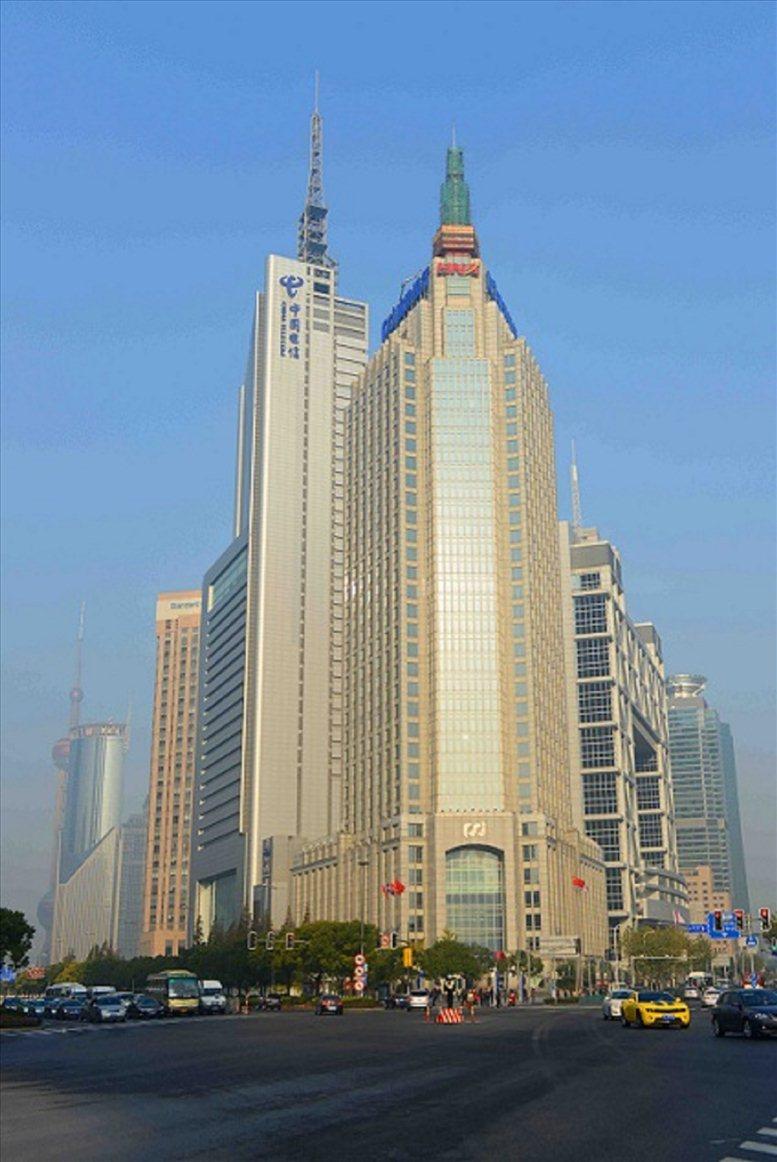 South Pudong Road, Pudong, 200120