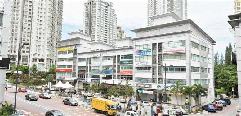 Jalan Solaris, KL Sentral, Petaling Jaya, 50480
