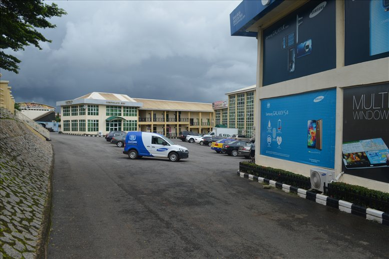 Adetokunbo Ademola Crescent, Abuja, 900001