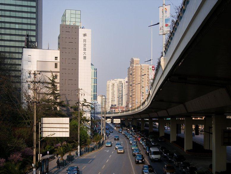 Yan'An Rd, JingAn, 200040